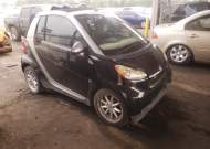 2009 SMART FORTWO PAS #1737419950