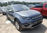 2019 LAND ROVER DISCOVERY #1737851745