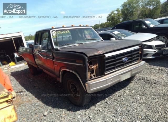 1985 FORD F250 #1738787325