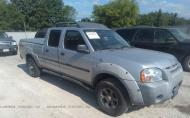2002 NISSAN FRONTIER 4WD XE #1738791828