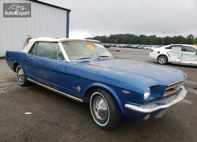 1965 FORD MUSTANG #1740542722