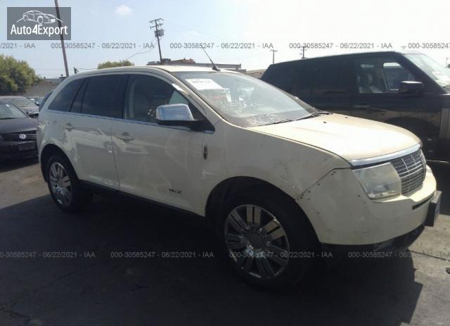 2008 LINCOLN MKX #1740935945