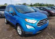 2019 FORD ECOSPORT S #1745327678