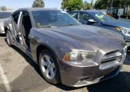 2014 DODGE CHARGER SX #1752870160