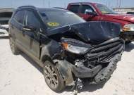 2019 FORD ECOSPORT S #1755623255