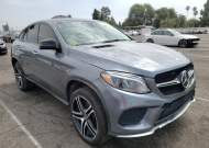 2017 MERCEDES-BENZ GLE COUPE #1756182452