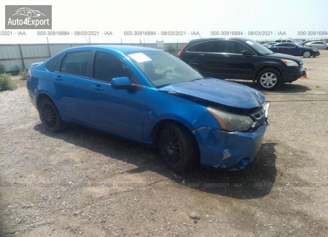 2011 FORD FOCUS SES #1762398160