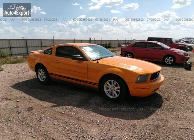 2008 FORD MUSTANG DELUXE/PREMIUM #1762398162