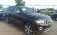 2014 JEEP GRAND CHEROKEE LIMITED #1763285605