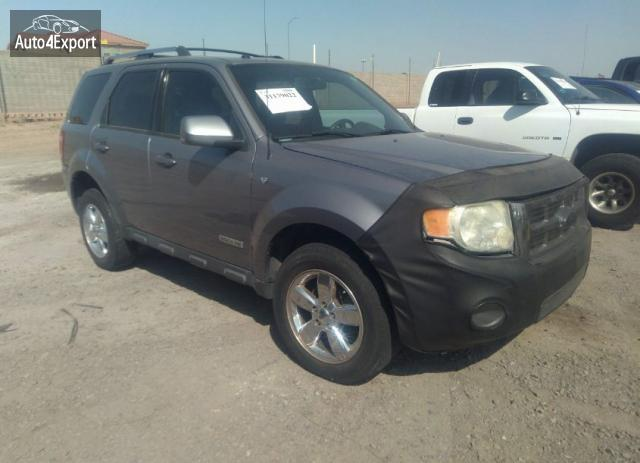 2008 FORD ESCAPE LIMITED #1763724148