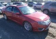2010 FORD FUSION SEL #1763770798