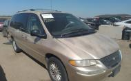 1999 CHRYSLER TOWN & COUNTRY LX #1764149100