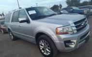 2015 FORD EXPEDITION EL LIMITED #1765032072