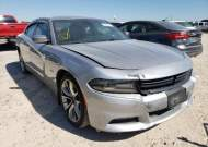 2016 DODGE CHARGER R/ #1768600622