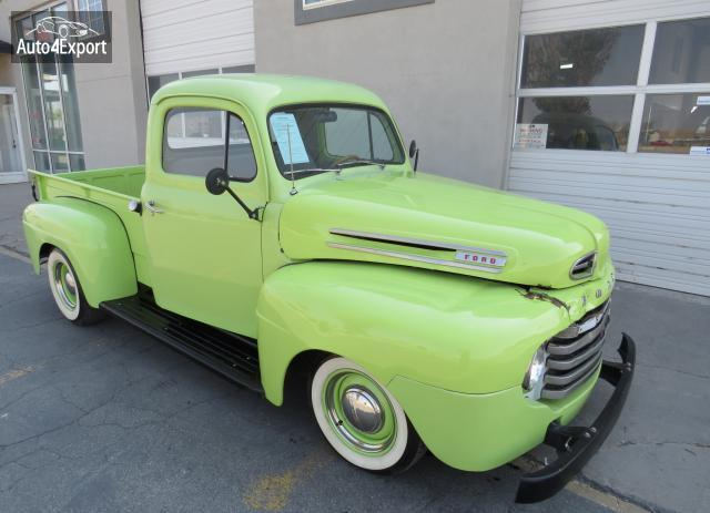 1949 FORD PICKUP #1770513080