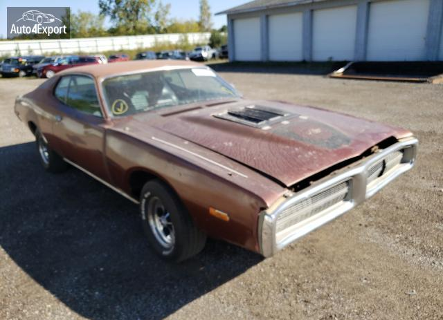 1973 DODGE CHARGER #1773069075