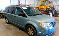 2008 CHRYSLER TOWN & COUNTRY LX #1773977595