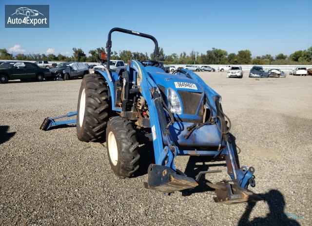 2007 NEWH TRACTOR #1775610860