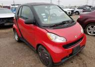 2009 SMART FORTWO #1776074348