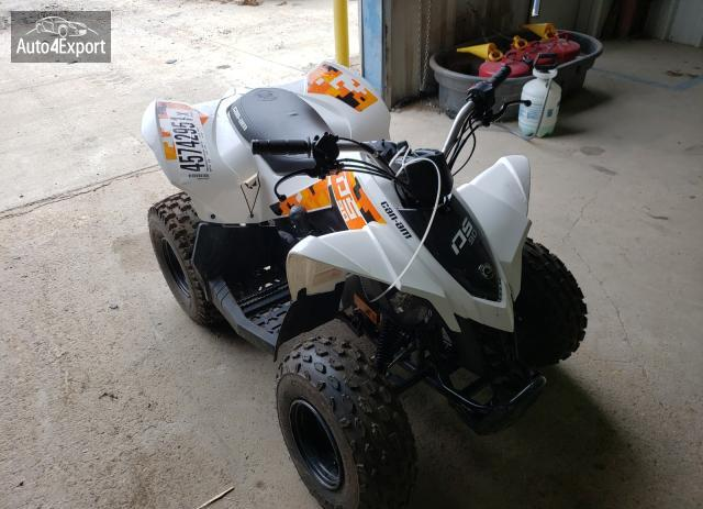 2021 CAN-AM DS 90 #1776138838