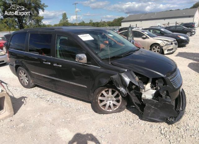 2011 CHRYSLER TOWN & COUNTRY TOURING-L #1776430235