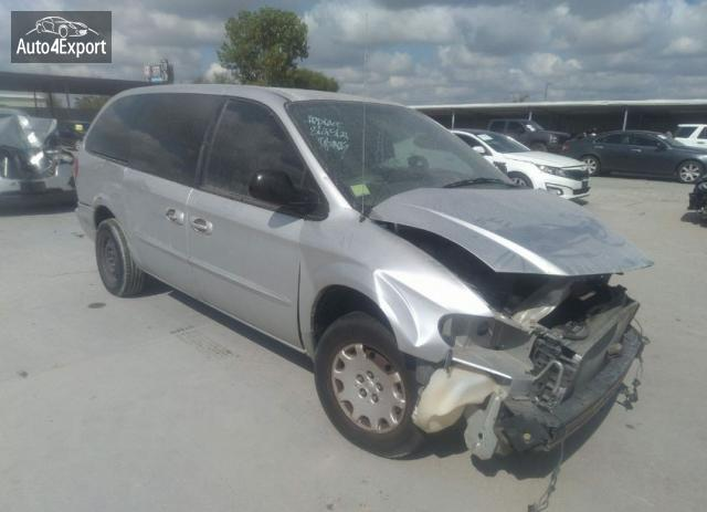 2003 CHRYSLER TOWN & COUNTRY #1776430695