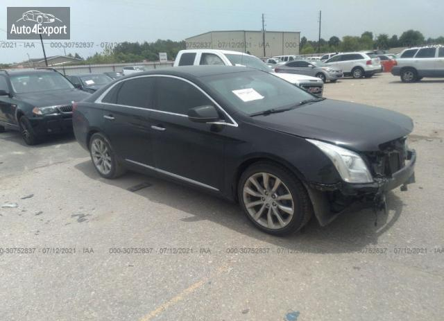 2016 CADILLAC XTS LUXURY COLLECTION #1776442940