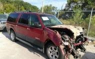 2007 FORD EXPEDITION EL XLT #1776970520