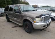 2002 FORD EXCURSION #1776988728